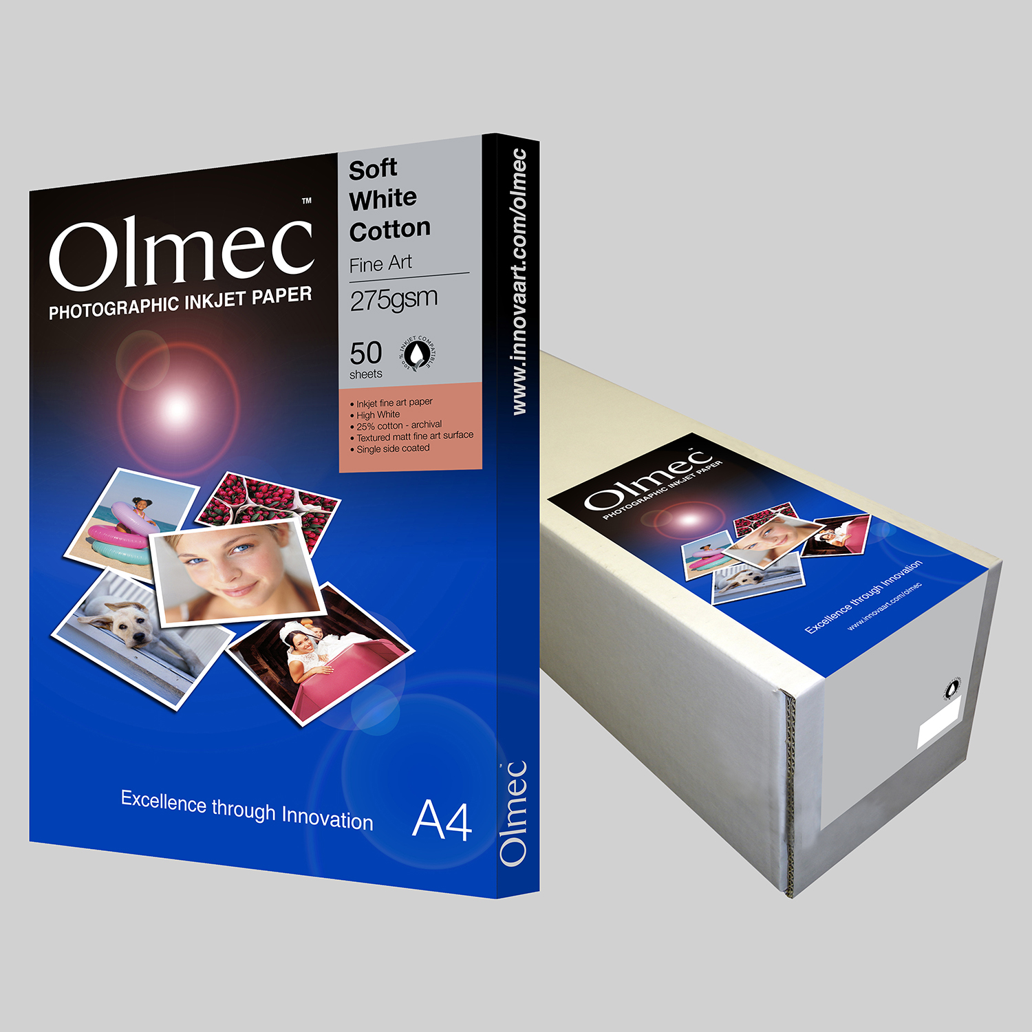 OLM 15 Rolls and Sheets