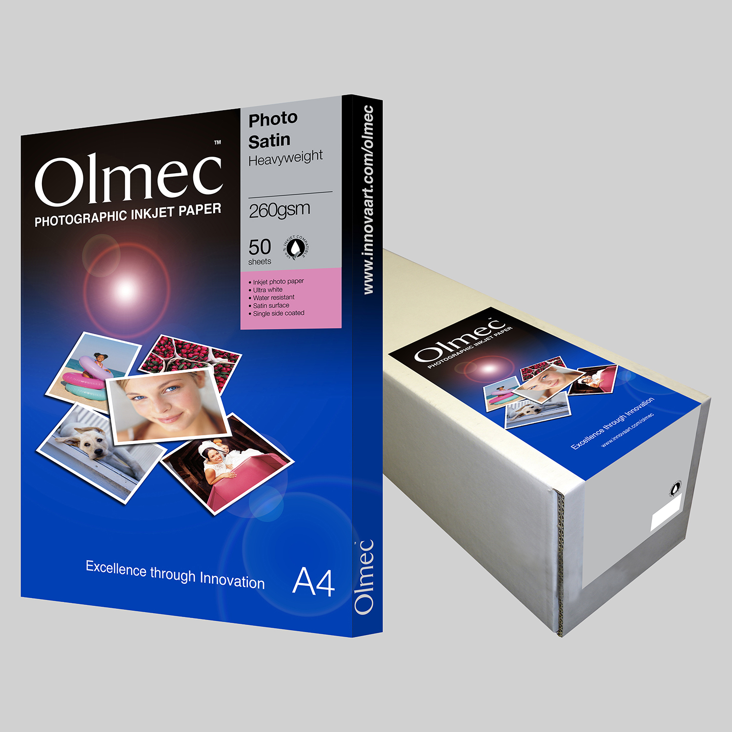 OLM61 Rolls and Sheets