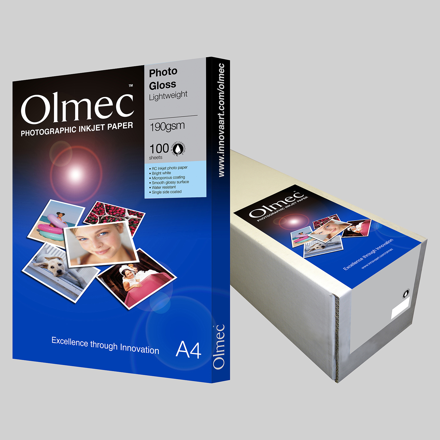 OLM62 Rolls and Sheets