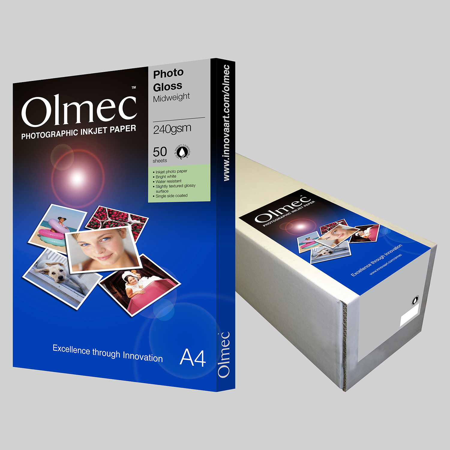 OLM63 Rolls and Sheets