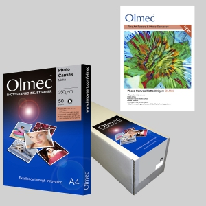 Olmec Photo Canvas Matte 350gsm OLM 35