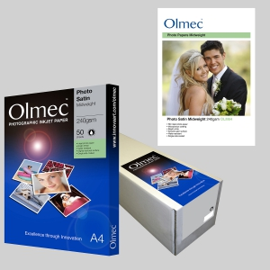 Olmec Photo Satin Midweight 240gsm OLM64