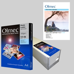 Photo Lustre Lightweight 190gsm OLM 68