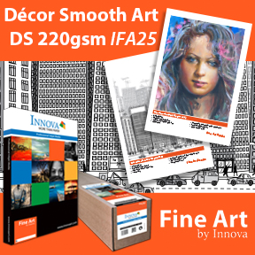 Fine Art Featured Product , Decor Smooth Art 220gsm