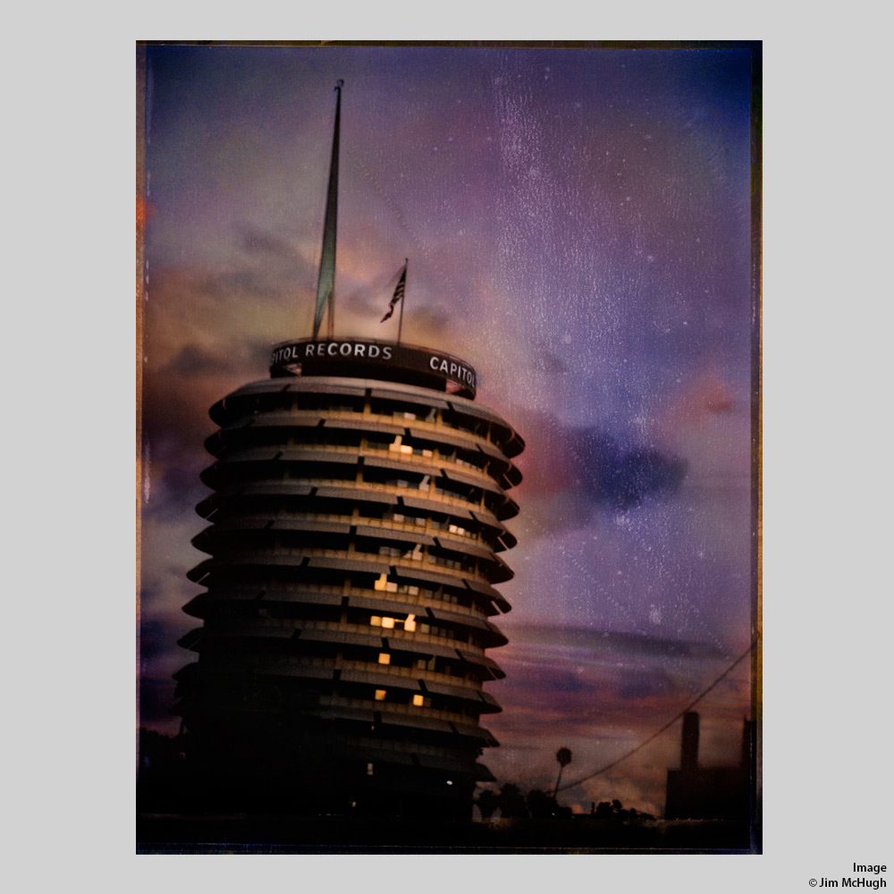 Jim McHugh - Capitol Records Building