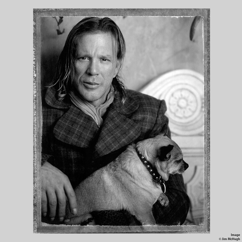 Jim McHugh - Mikey Rourke