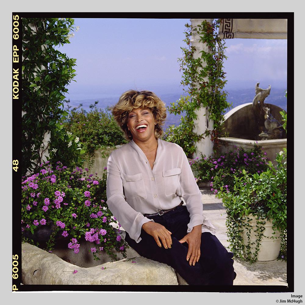 Jim McHugh - Tina Turner