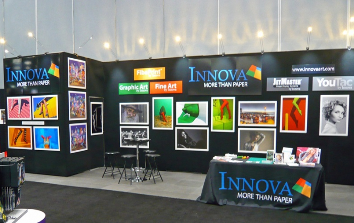Innova Stand at Photo Plus Expo 2014