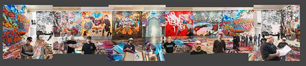 Jim McHugh Scratch Photo Collage