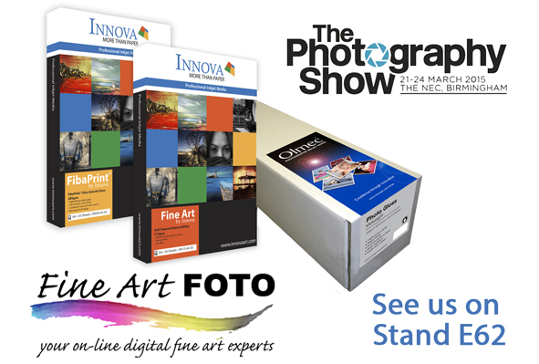 Visit Innova at The Photography Show 2015