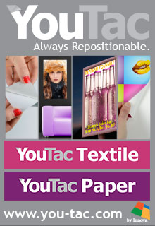 YouTac Textile and Paper by Innova