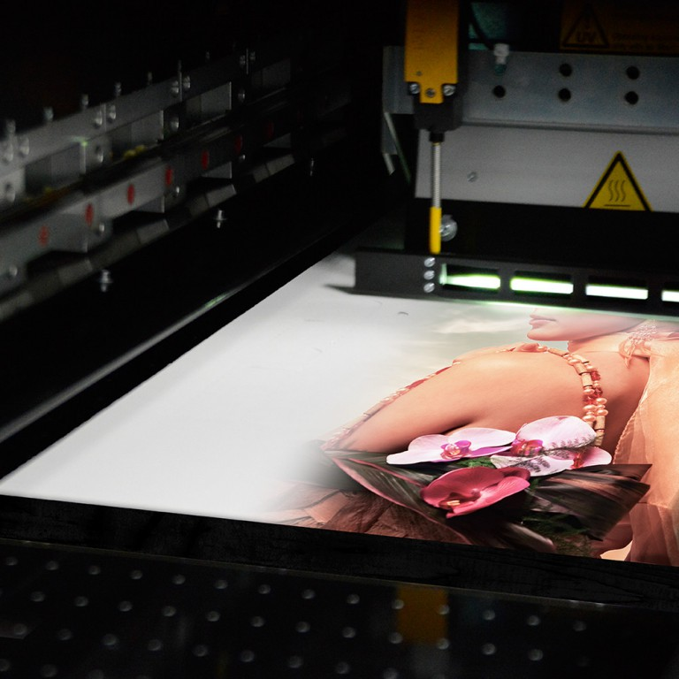 JetMaster Direct Print Photo Panel | Print Direct To Substrate