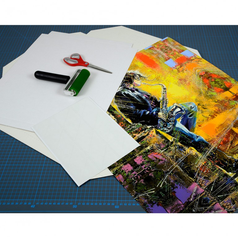 JetMaster Paper | Developed For Use With JetMaster Photo Wraps