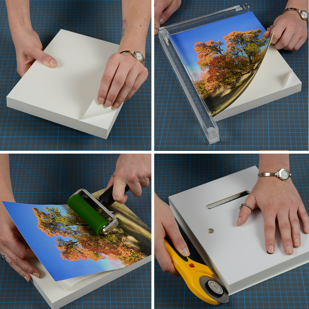 JetMaster Photo Panel | Step by Step