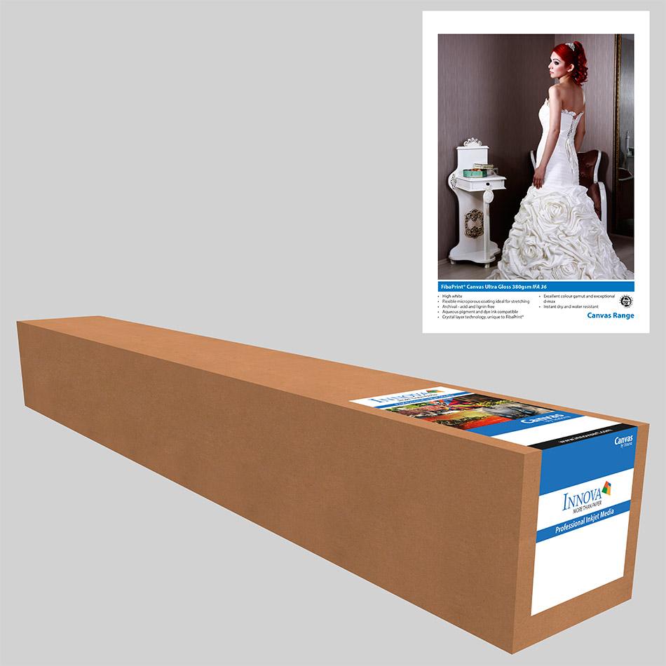 FibaPrint® Canvas Ultra Gloss 380gsm IFA 36