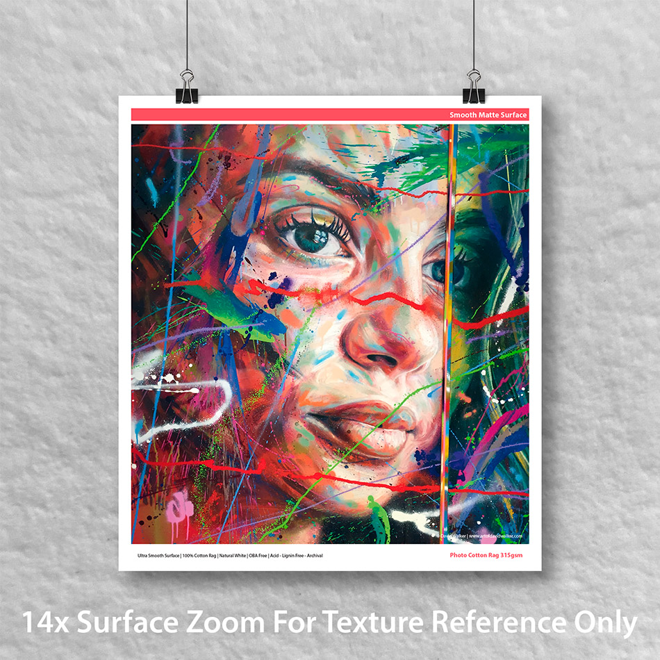 Photo Cotton Rag 315gsm | Innova Editions | Inkjet Fine Art Paper