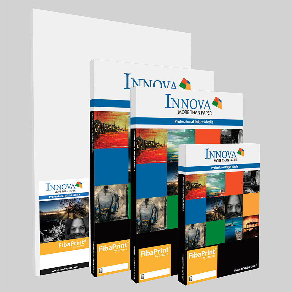 Innova Photo Art FibaPrint Sheet Boxes