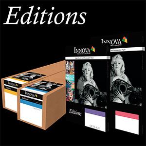 Innova Editions Range