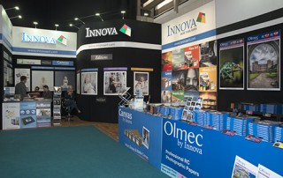The Photography Show Stand 2017 | Innova Art