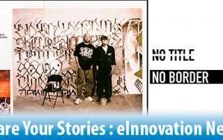 Share Your Stories   eInnovation News   Innova Art   May 2017