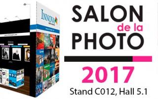 Innova Art at Salon de la Photo 2017
