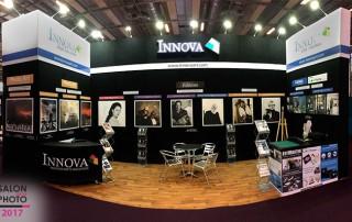 Innova Art Stand at Salon de la Photo 2017