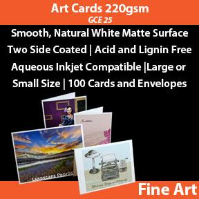 Archival Inkjet Cards | Fine Art Range | Innova Art