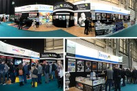 Innova Art stand at The Photography Show 2018