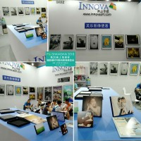 Innova Art at Photo & Imaging Shanghai, July 2018