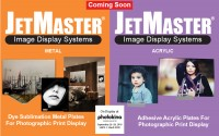 Innova JetMaster Dye Sumbilmation Metal and JetMaster Acrylic Coming Soon