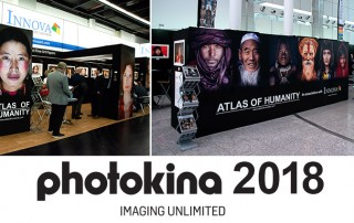 Innova Art and Atlas Of Humanity at Photokina 2018