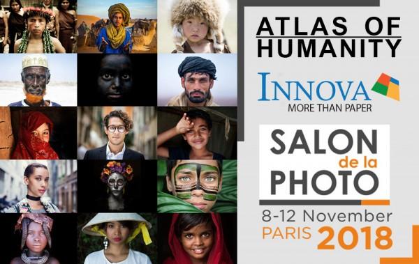 Innova Art at Salon de la Photo 2018