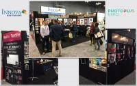 Innova Art stand at Photo Plus Expo 2018