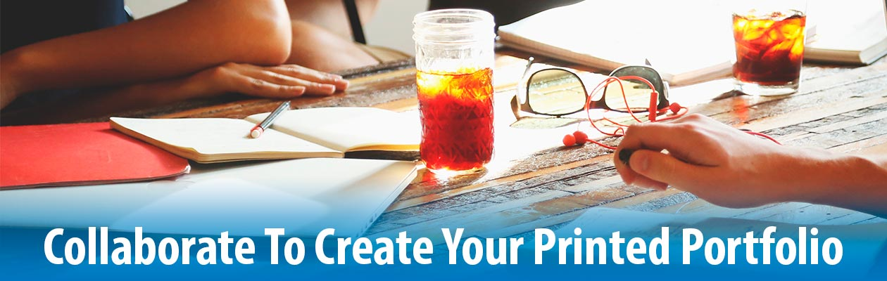 Collaborative Printed Portfolios | eInnovation News | Innova Art