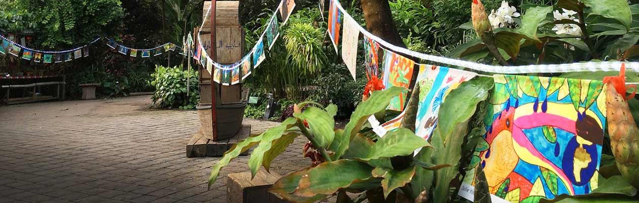 John Dyer Spirit of the Rainforest Exhibition