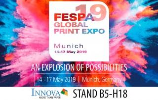 Innova Art at FESPA 2019