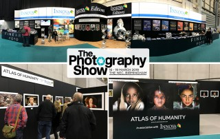 Innova Art and Atlas of Humanity at The Photography Show 2019