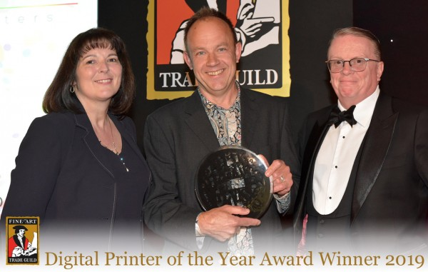 Fine Art Trade Guild Digital Printer of the Year 2019 Award Presentation